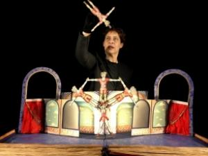 Pop up Cirkus Theatre de l'articule