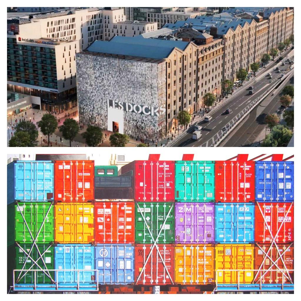 Les docks Marseille, un bâtiment, une expo, des ateliers et une surprise !