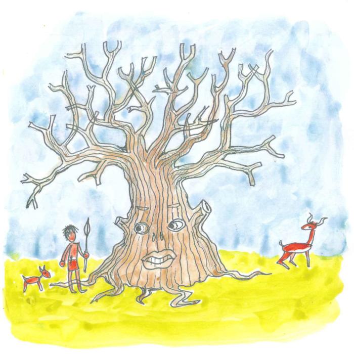 Theatre des ateliers - image Jacques BROSSIER- l'arbre qui parle