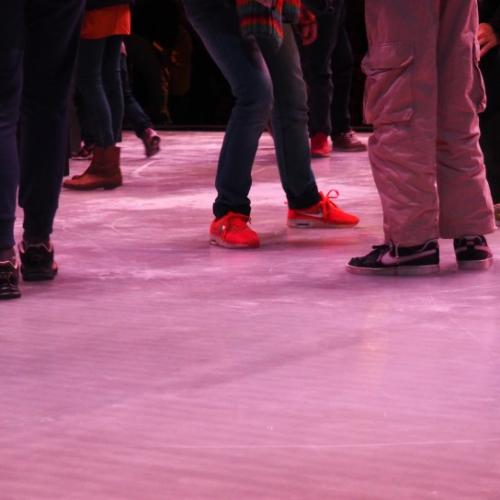 Dansé VS Patiné - Glace - Trafic de styles - Sebastien Lefrançois