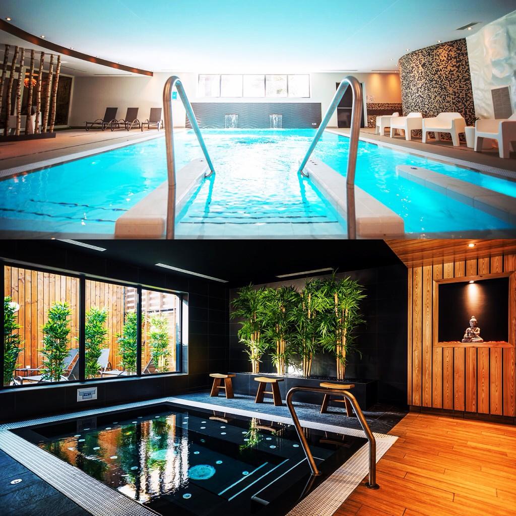 Vital spa oxyvillage Bouc Bel Air