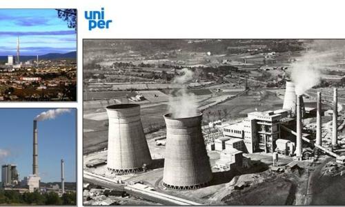 Les Indus'3days - Gardanne, tourisme industriel, made in Pays d'Aix, Centrale thermique UNIPER - Gardanne