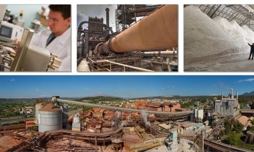 Les Indus'3days - Gardanne, tourisme industriel, made in Pays d'Aix, L'usine Alteo Alumina - Gardanne