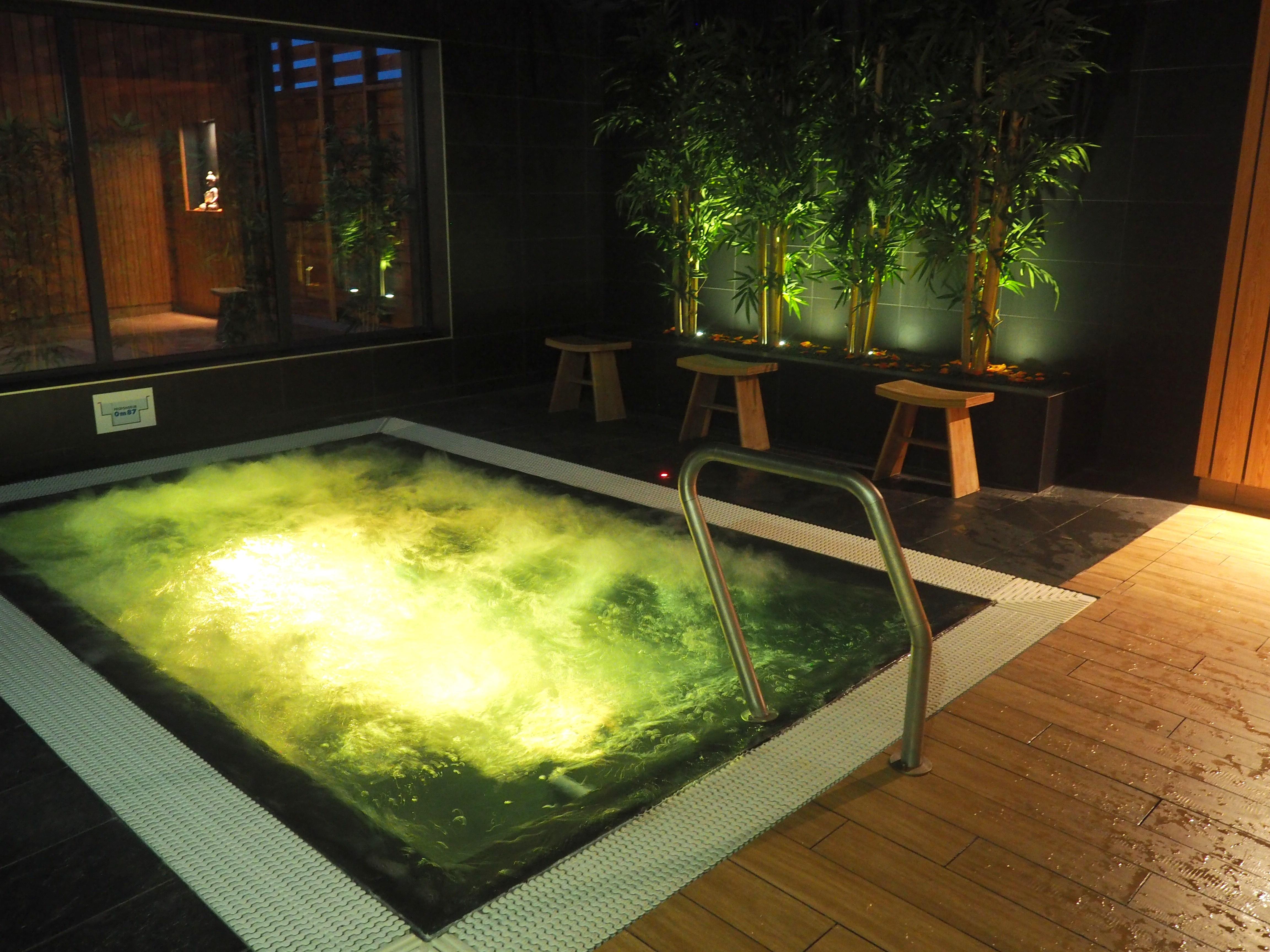 Le Japon Vital spa, Decathlon Village Bouc Bel Air, Provence