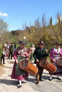 Fête du cheval Calas Cabries 2016 - Lou tambourinaïr - Provence
