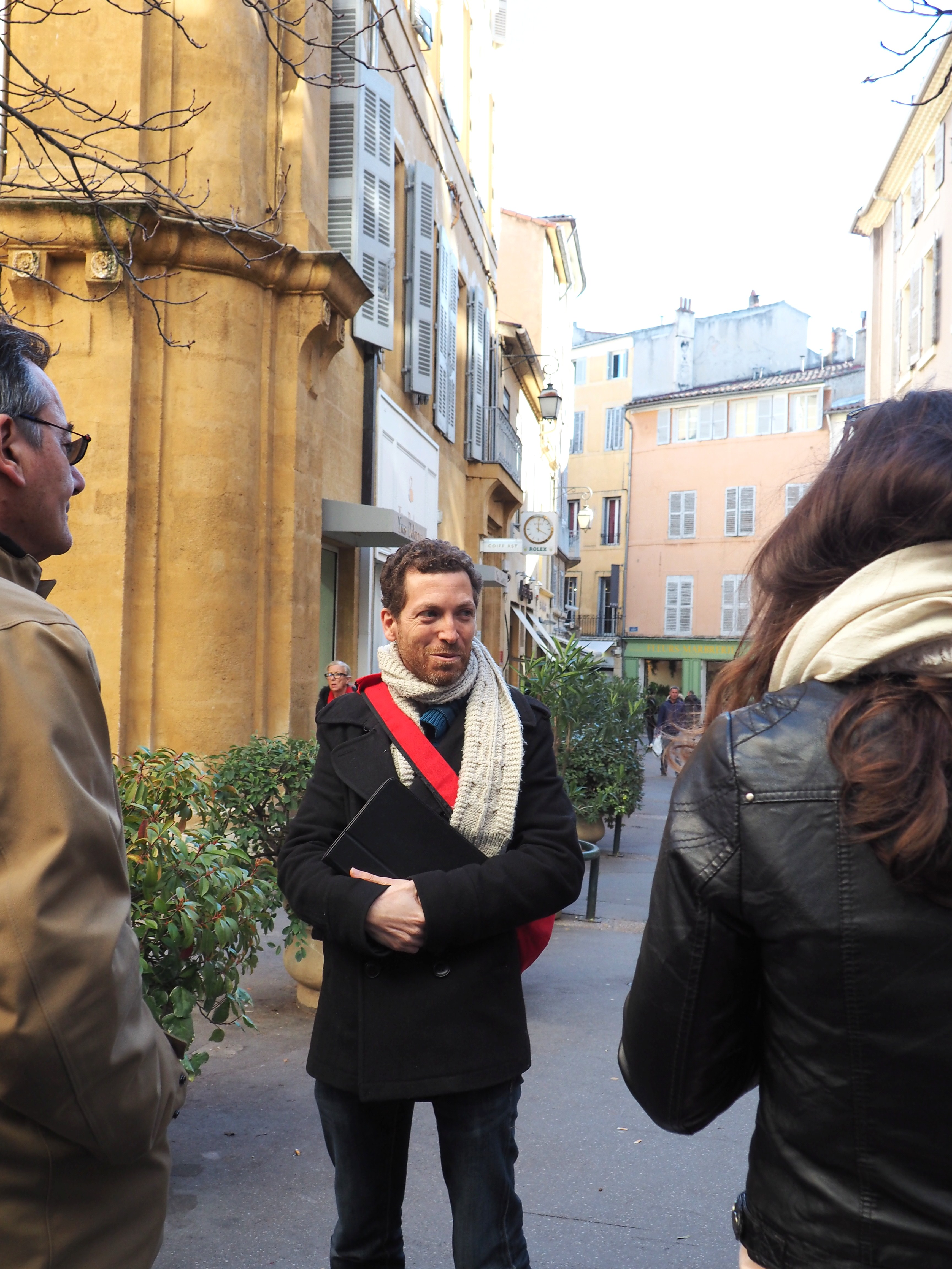 Frédéric Paul - Visible Invisible - visite Aix en Provence