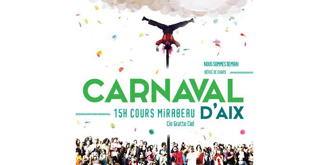 «Nous sommes demain» #Carnaval