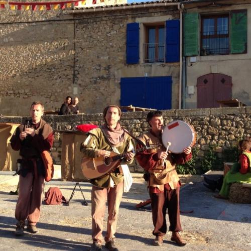 Fete Medievale du Roy René -