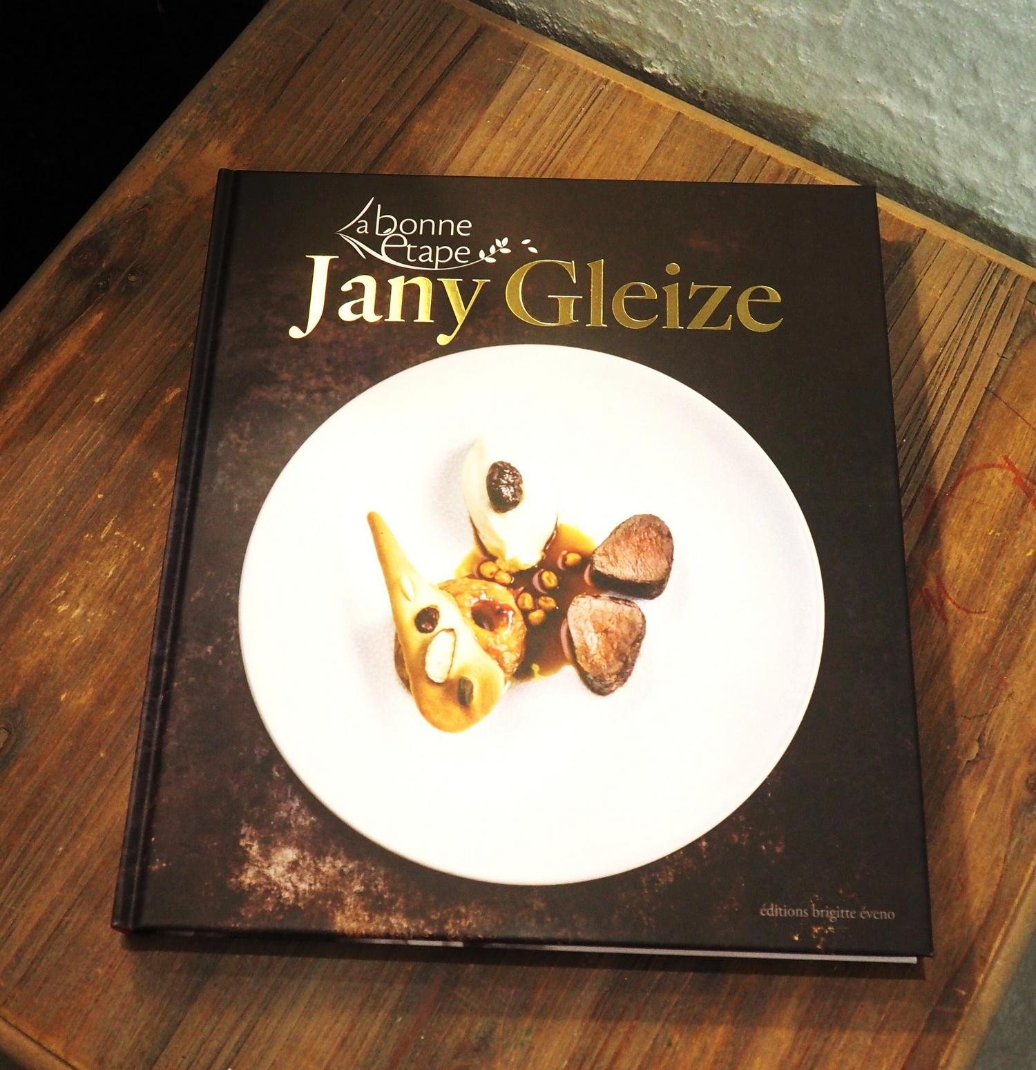 """""""La Bonne étape"""" Jany Gleize"""