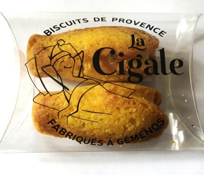La Cigale biscuit - Provence