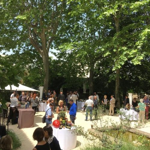 Garden party la Cigale biscuit Provence