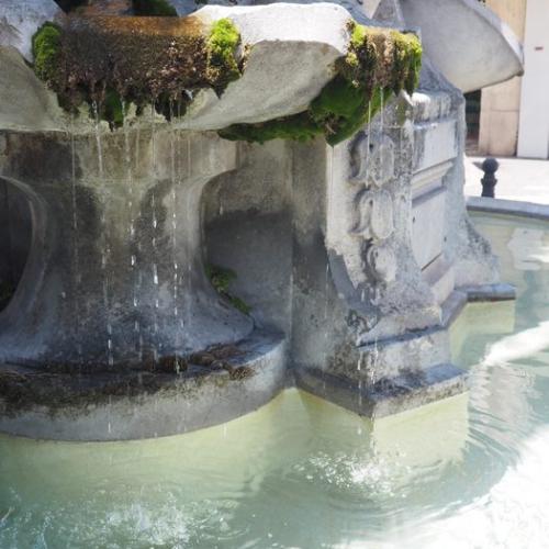 Fontaine Aix en Provence