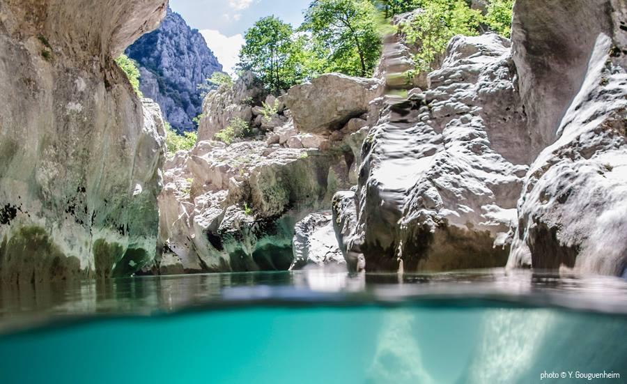 Verdon Secret 3D, une plongée vertigineuse au cœur du grand canyon !