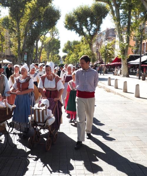 Grande fête du calisson d'Aix en Provence