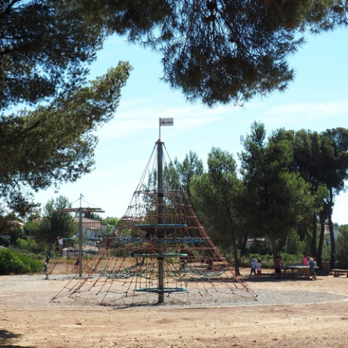 Aire de jeux - Parc de Figuerolles - Martigues