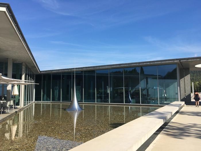 Le Centre d'art Tadao Ando - Château La Coste