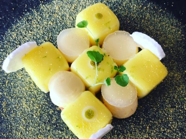Citron feuille - Une Table au Sud - Ludovic Turac