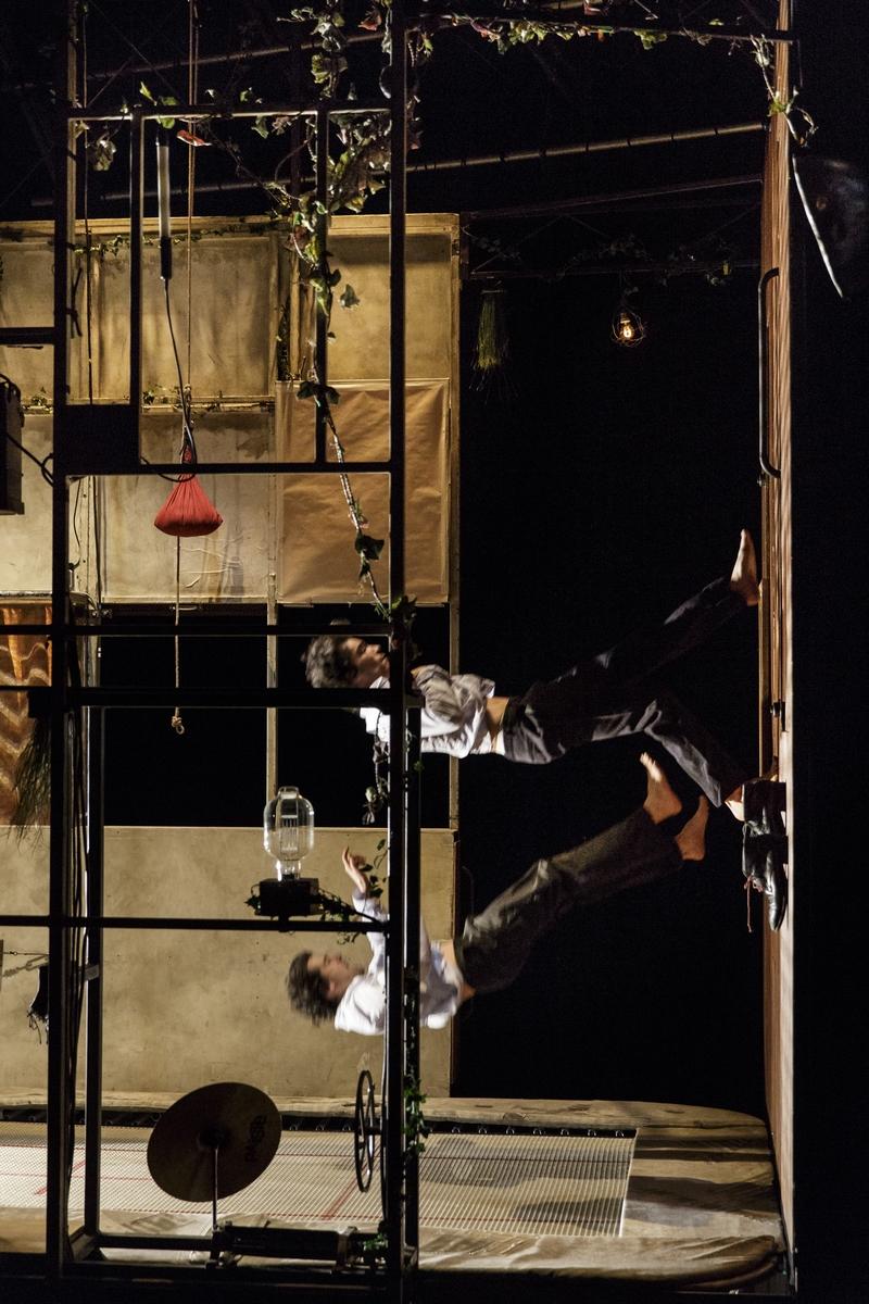 BARONS PERCHES 2e Biennale Internationales des Arts du Cirque #BIAC2017