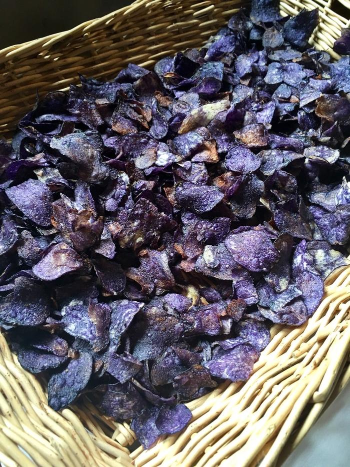 Triangle de Provence - La Bleue chips d'Allauch