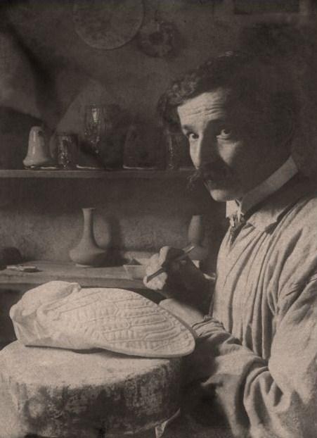 Louis Sicard Cigale - Les deux provençales Aubagne