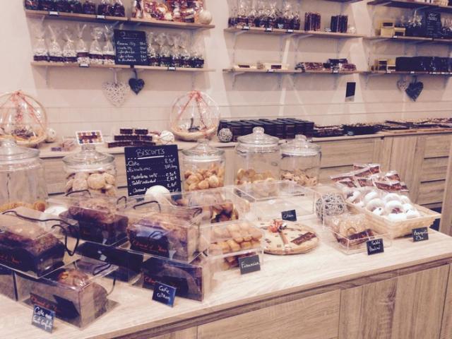 Salon de thé Artisanal biscuiterie Clément et Olivier Aubagne