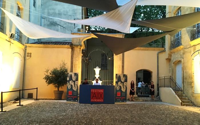 Aix en Juin, un prélude festif au 70e Festival d'Aix en Provence |