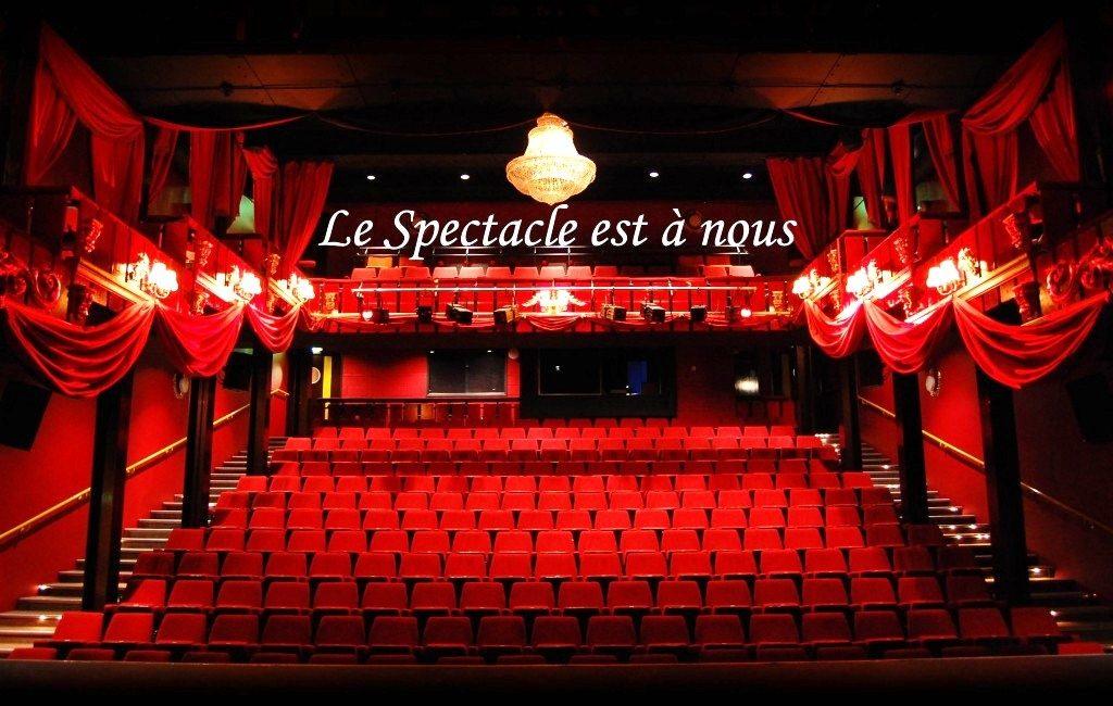 """"""" Le spectacle est à Nous"""" Bon Plan"""