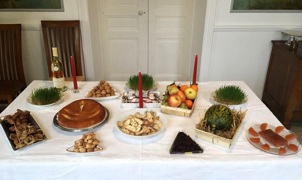 En Provence pas de Noël sans les traditionnels 13 desserts ! Vu à la TV