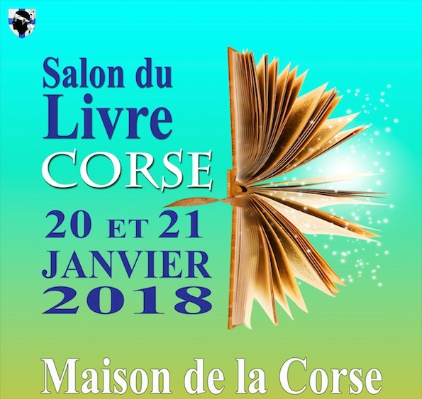 Le Salon du livre Corse à la Maison de la Corse de Marseille