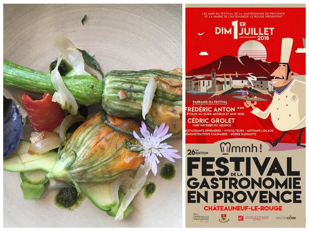 Mmmh ! Trop bon le Festival de la Gastronomie en Provence 👩🍳 👨🍳