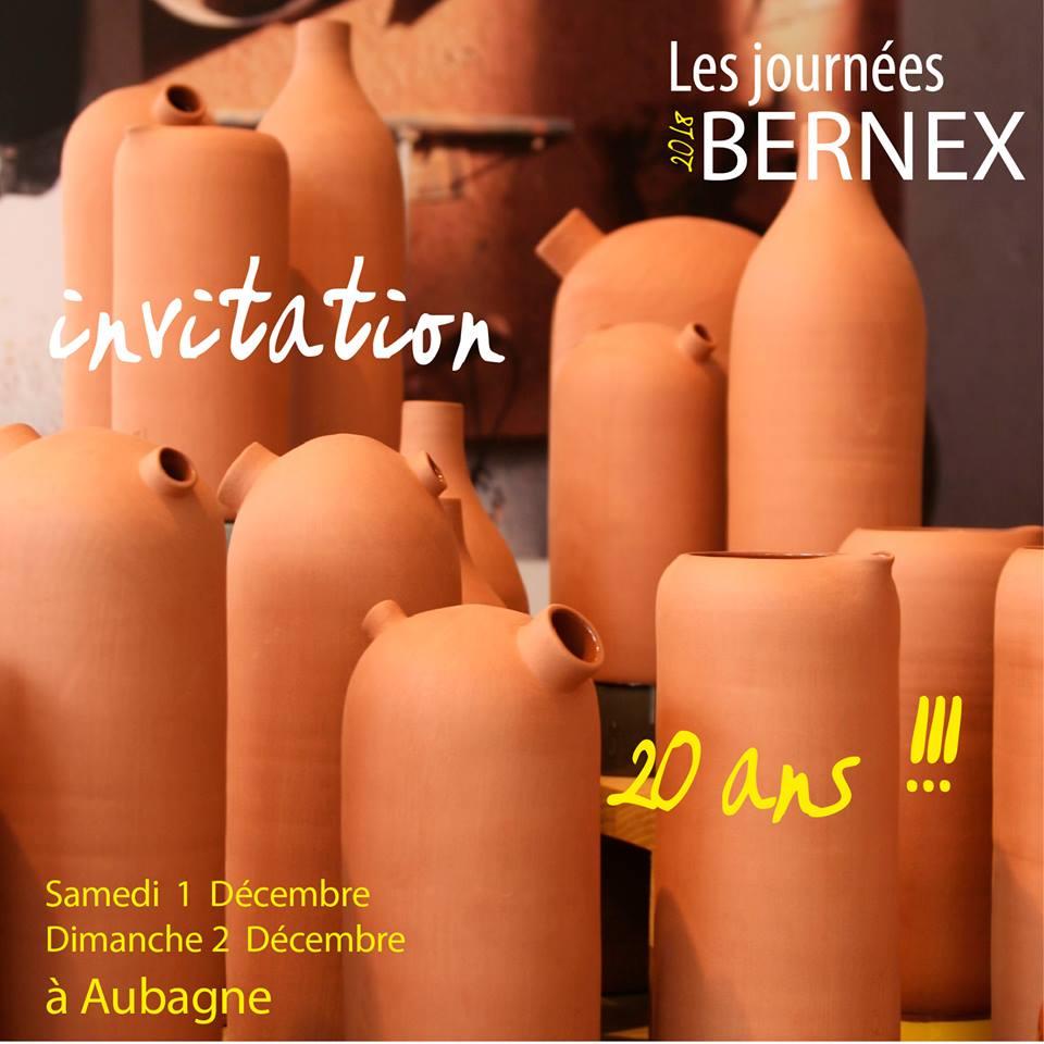 Les Journées Bernex – Portes Ouvertes les 20 ans de l'Atelier Bernex  // Poterie Céramique //
