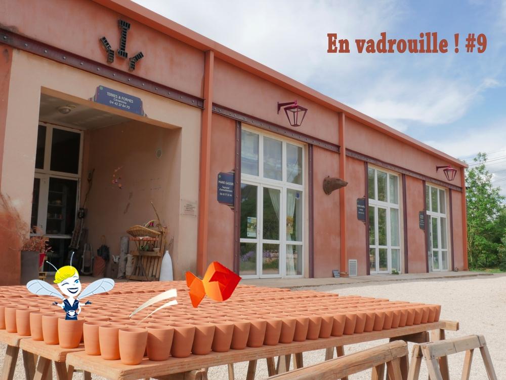 Qui vient En Vadrouille avec nous à la Tuilerie Bossy ?!  Métiers d'Art