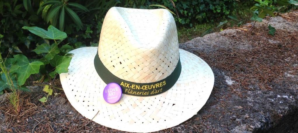Les Flâneries d'Art contemporain dans les jardins aixois // l'Art de vivre en Provence