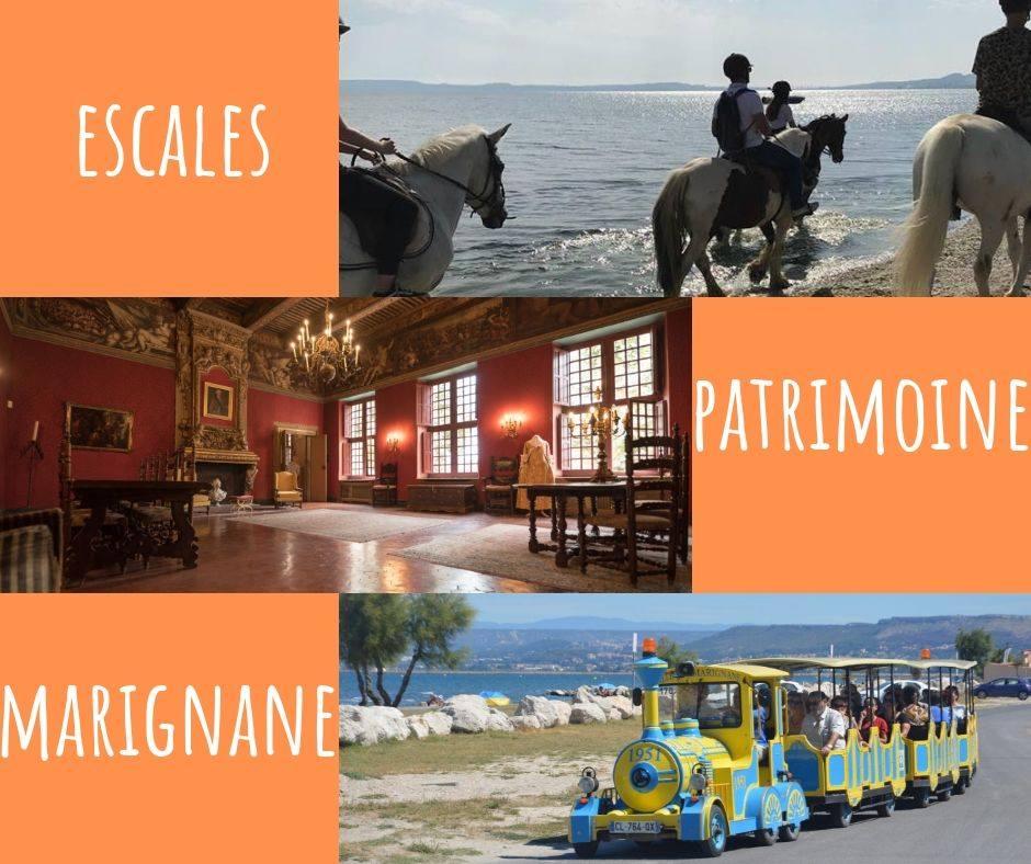 les Escales Patrimoine de Marignane // Animations & activités pour passer un bel été en Provence + [Jeu-Concours]