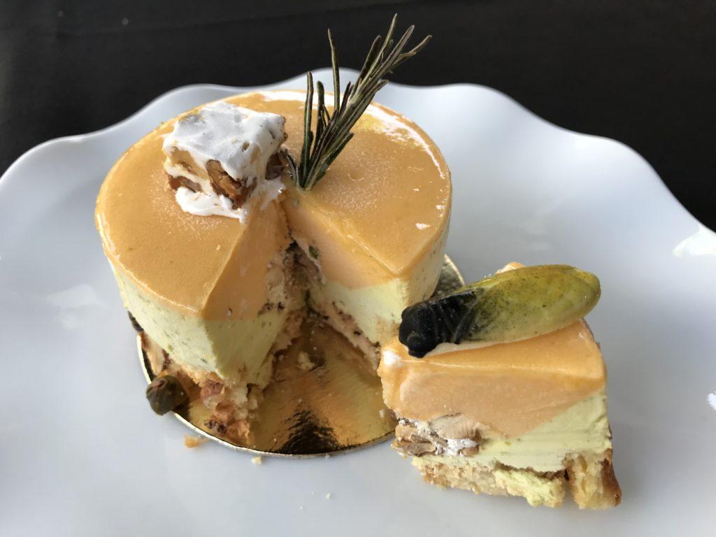 Le Cigalou Dessert glacé Au Pavé du Roy
